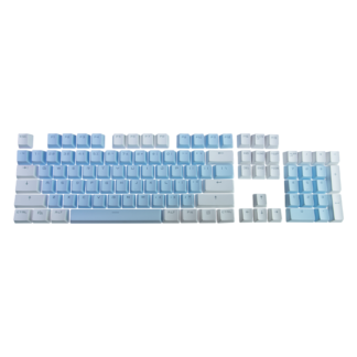 Set of PBT keycaps Frost Edition (HTS-131)