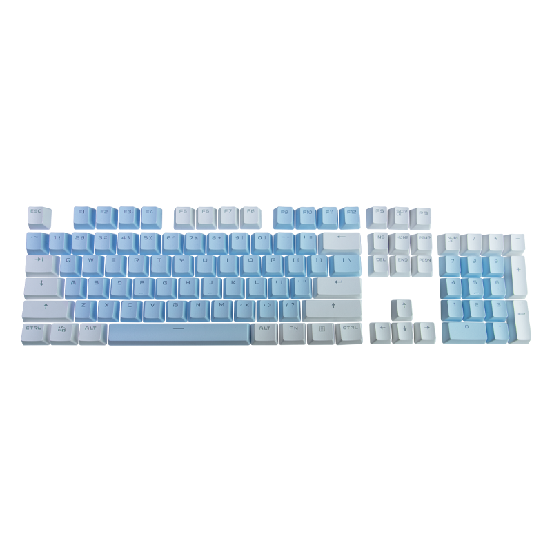 Hator Set of PBT keycaps Frost Edition (HTS-131)