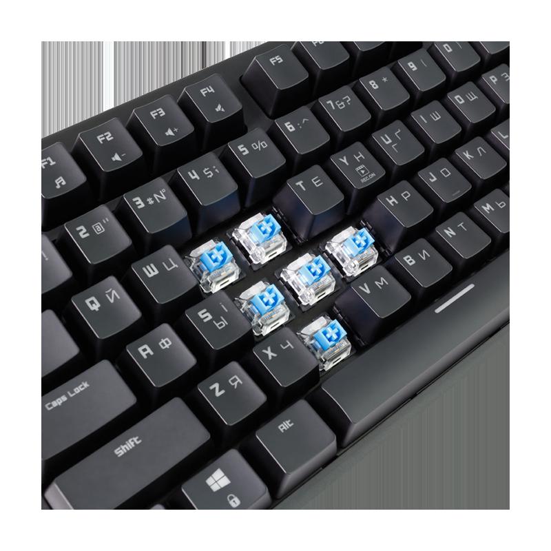 Hator Rockfall Mechanical Blue Switches (HTK-604) image 5