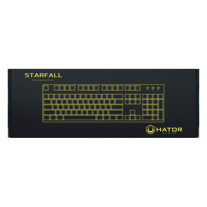 Hator Starfall Outemu Blue (HTK-609) image 6