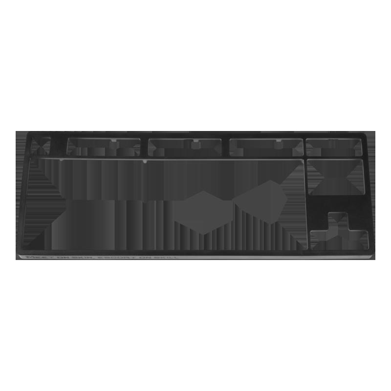 Top panel for keyboard Rockfall EVO TKL + engraving (TP-630) image 1