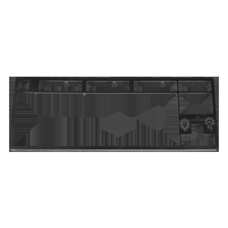 Top panel for keyboard Rockfall EVO TKL + engraving (TP-630) image 5